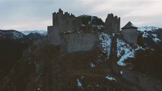 DJI PHANTOM Test video Cut Reutte Austria