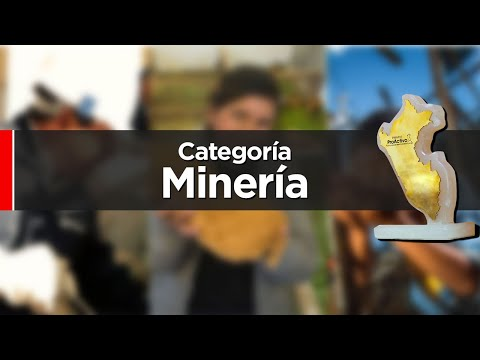 Premios ProActivo - Conoce a los participantes de la Categoría Minería