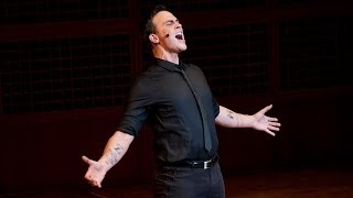 "Cheyenne Jackson sings ""Maria"" from West Side Story"