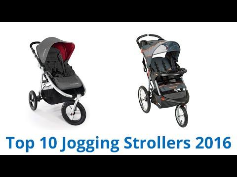 10 Best Jogging Strollers 2016