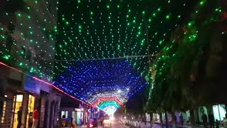 preview picture of video 'Sirajganj City in Durga Puja'