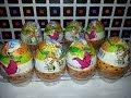 The Flintstones 8 Surprise Chocolate eggs
