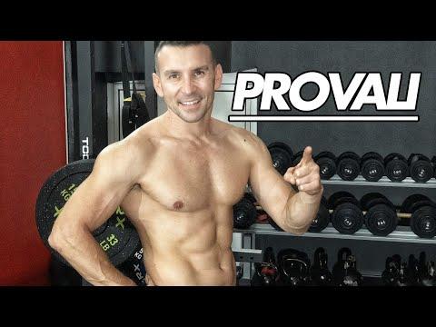 Video Alois Raab dello yogin contro violazioni di un portamento e mal di schiena