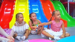 Indoor Playground День Рождения в Развлекательном Центре - Веселые каникулы