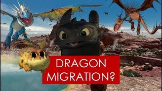 Download Youtube: Dragon Migration? Gift of the Nightfury EXPLAINED [PART ONE]