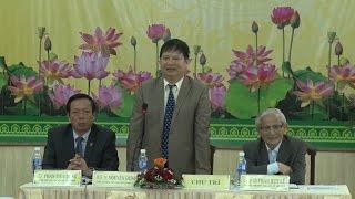 Thừa Thiên - Huế công bố kết quả khảo cổ học tìm dấu vết lăng mộ Vua Quang Trung
