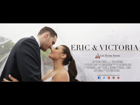 Eric and Victoria Wedding Highlight