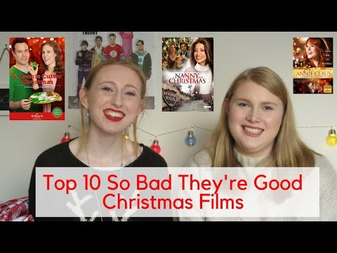 Top 10 So Bad They're Good Christmas Movies