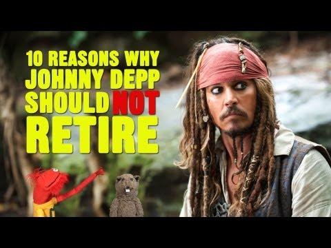 #39: Johnny by neměl odcházet do důchodu