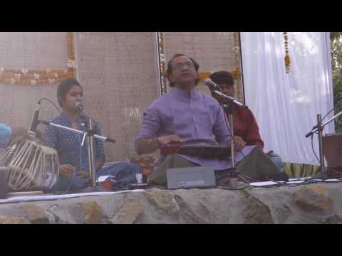 Morning Raga by Shri Gautam Kale at Jaivik Setu