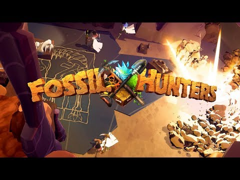 Fossil Hunters - Gameplay Trailer thumbnail