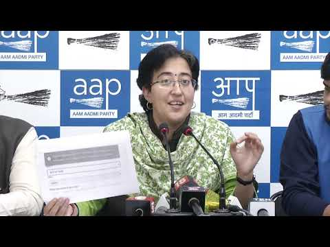 30 Lakh Votes Of Purvanchali's , Muslim's , Baniya's have Been Deleted from Delhi's Voter List
