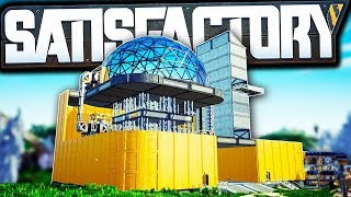 Taking the Farming Mod to the Next Level! - Satisfactory Modded Let's Play Ep 7