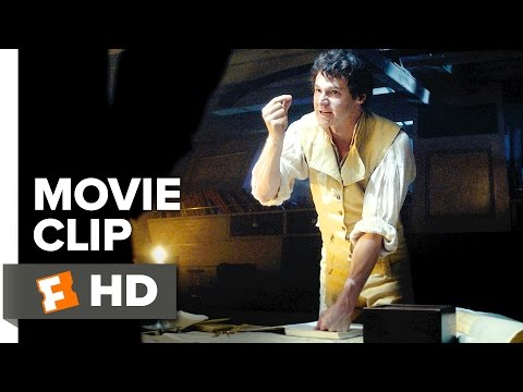 In the Heart of the Sea Clip 'Captain's Decision'
