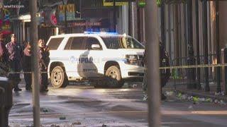 NOPD: 3 officers fire at man wielding a gun in Quarter