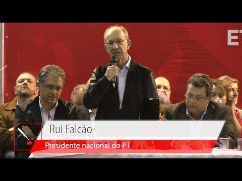Rui Falcão   VI Congresso Nacional do PT – Abertura da Etapa Paulista