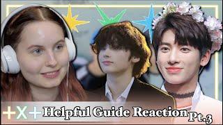 TXT(투모로우바이투게더) Helpful Guide Reaction Pt. 3 | OfficialSianHoy