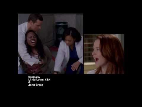 Grey's Anatomy 7.21 (Preview)