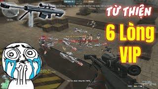 [Bình Luận CF] Barrett M82A1( 3z Đen)- Rùa Ngáo
