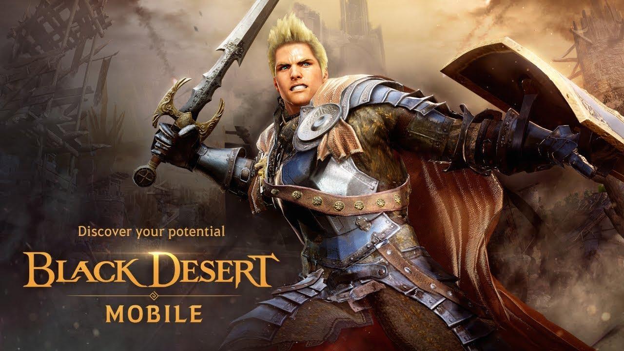 La data di uscita di Black Desert Mobile e' prevista per l' 11 Dicembre