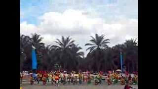 preview picture of video 'drumband bapura smpn 1 pulau rakyat'