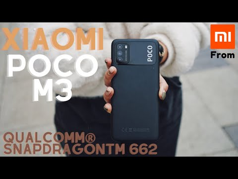 Telefon XIAOMI Poco M3, 128GB, 4GB RAM, Dual SIM, Cool Blue
