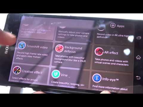 MWC 2014: Anteprima Sony Xperia Z2