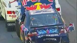 2009 Daytona 500   Dale Jr. Causes The Big One