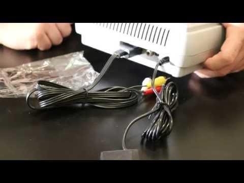 Netzteil + TV AV Kabel für Super Nintendo SNES Fernsehkabel