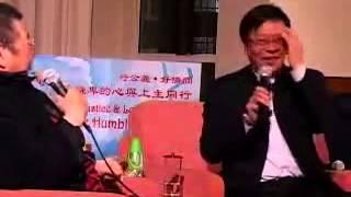 倪匡分享基督信仰的一些節錄