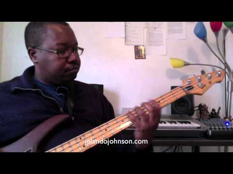 Jelando Johnson's Exercise Lesson 2