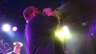 Action Bronson- The Madness @ Knitting Factory (Brooklyn), NYC