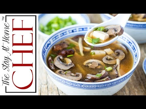 Slow Cooker Chinese Hot and Sour Soup