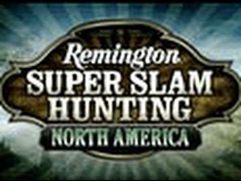 remington super slam hunting north america pc download