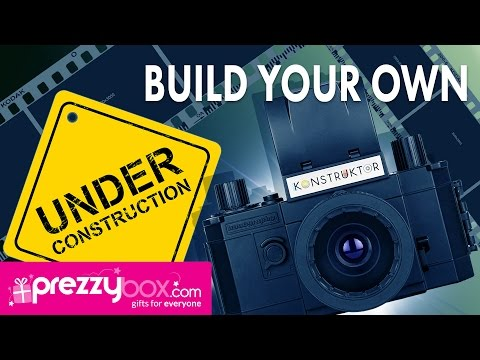 Konstruktor - Construct Your Own SLR Camera