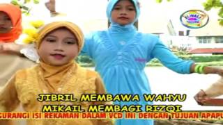 Gambar cover www stafaband co   Lagu Anak Islam Sepuluh Malaikat