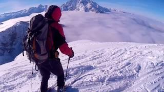 Skitour Hohe Rossfelder 02.12.2017