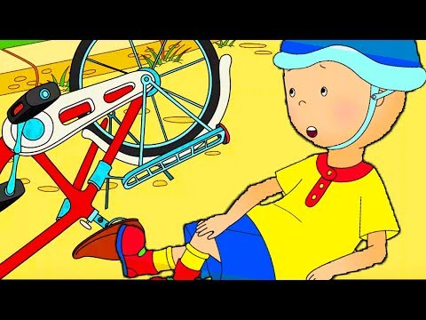 Caillou auf Deutsch neue Folgen ★ Caillou und das Fahrrad COMPILATION ★ HD 2018 ✔