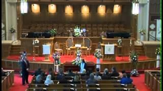 Susan's Funeral - Alton Plays, Benediction, Family Exits