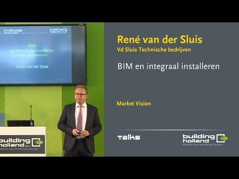 BIM: 3D tekenen en integraal installeren heeft de toekomst
