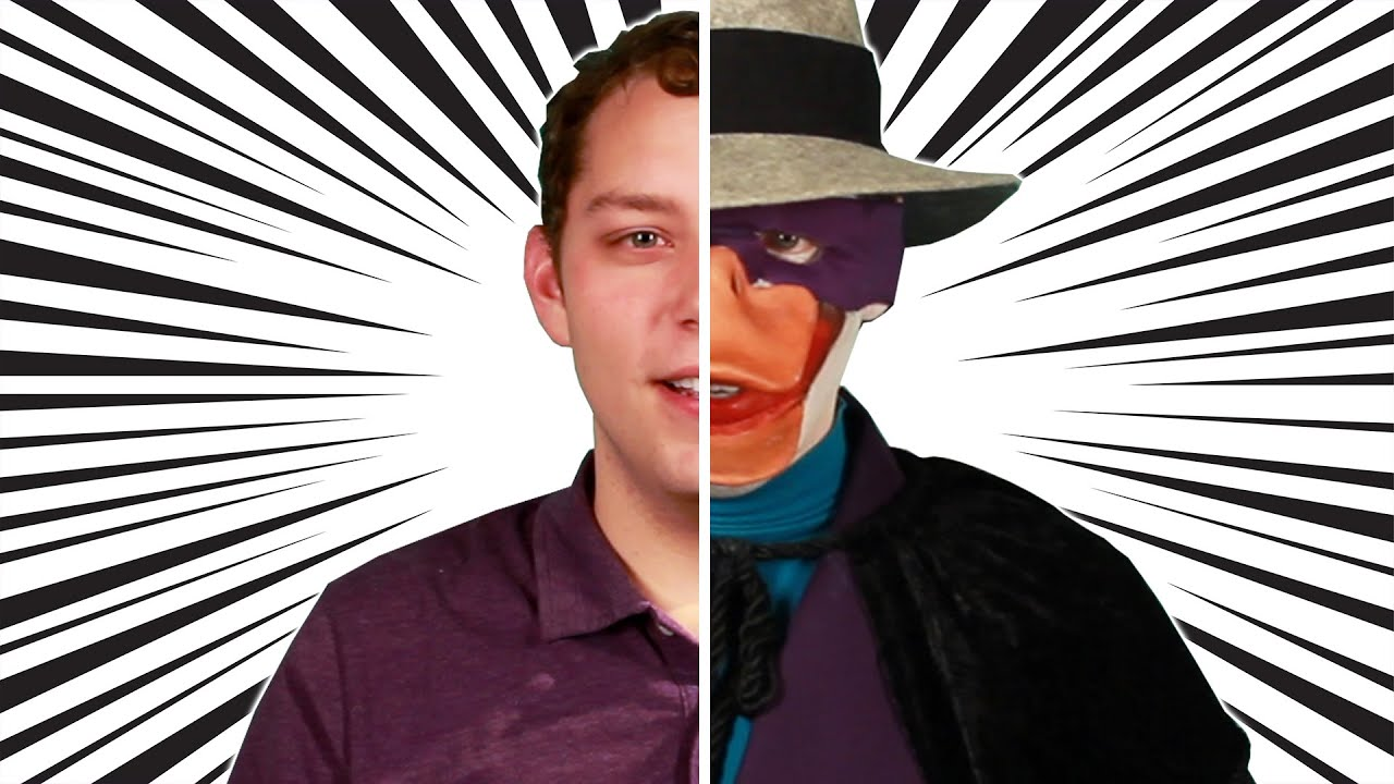 Men Transform Into Superheroes thumbnail