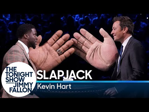 Slapjack Rematch with Kevin Hart (видео)