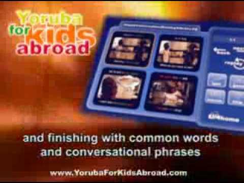 Learn Yoruba Language in 27days
