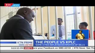 Apollo Mboya and Electricity consumers society sue KPLC for allegedly exploiting customers