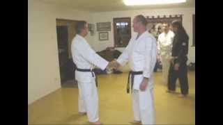 Tom Hill's Karate Dojo; Dirty Tricks; Handshake Attack & Defenses