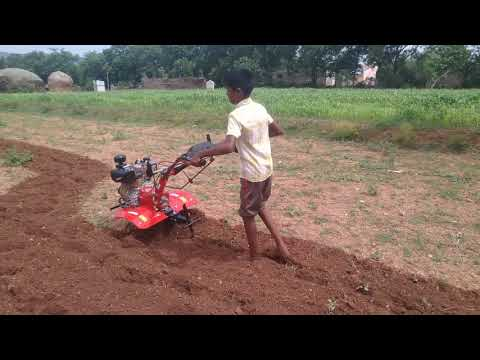 Varsha SW524DE Diesel Power Weeder