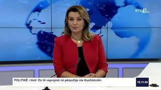 RTK3 Lajmet e orës 10:00 09.08.2020