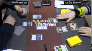 GP Milan 2015 Quarterfinals