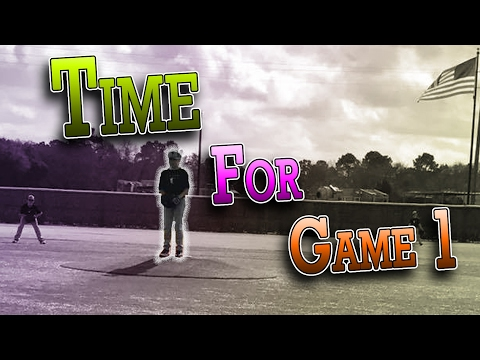 TIME FOR GAME ONE IN THE BASEBALL TOURNEY | ERIKTV365