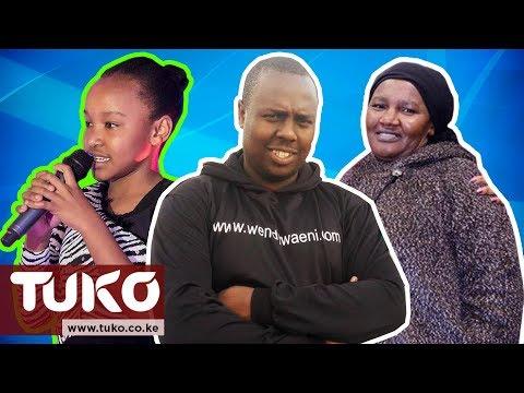 Joe Mwangi exposes Wendy Waeni's Mother. Who is lying? | Tuko TV